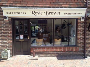 Rosie Brown Hairdressers Dorking